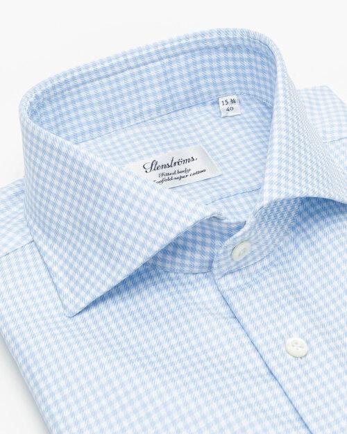 Koszula Stenstroms 602111_8008_103 błękitny