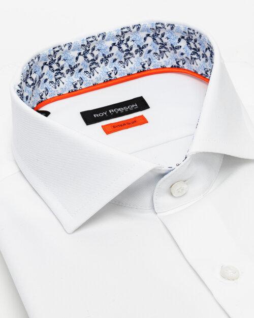 Koszula Roy Robson 080054009465600/07_A100 biały