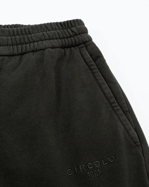 Spodnie Circolo CN3161_158TO ciemnozielony