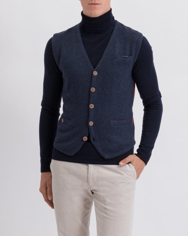 Sweter Colours & Sons 9219-151_660 granatowy