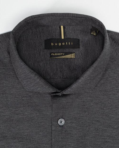 Koszula Bugatti 88600_0 9980_270 ciemnoszary