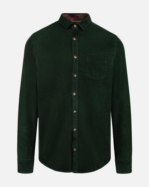 Koszula Colours & Sons 9221-230_233 BOTTLE GREEN ciemnozielony
