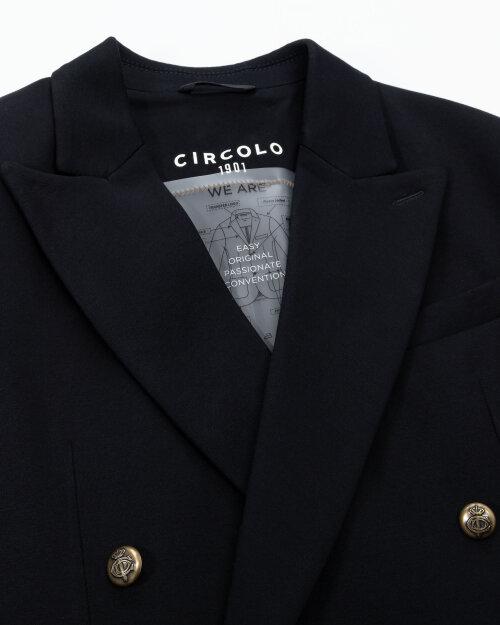 Marynarka Circolo CN3202_0001 czarny