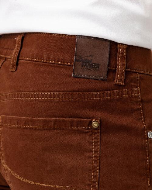 Spodnie Pioneer Authentic Jeans 5201_16201_8005 brązowy