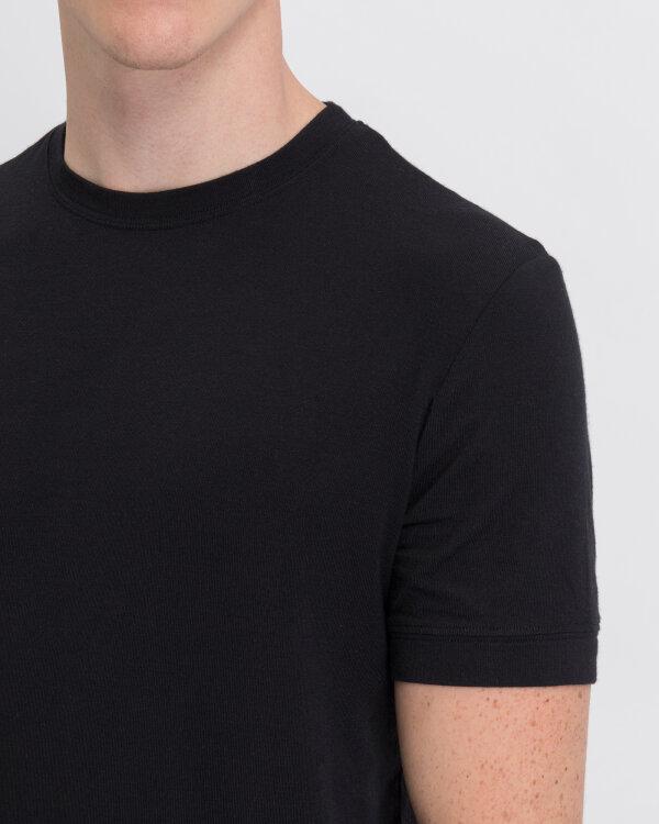T-Shirt Philip Louis NOS_M-TSH-0035 NOS_BLACK czarny