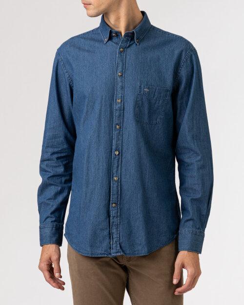 Koszula Fynch-Hatton 12216060_6061 niebieski