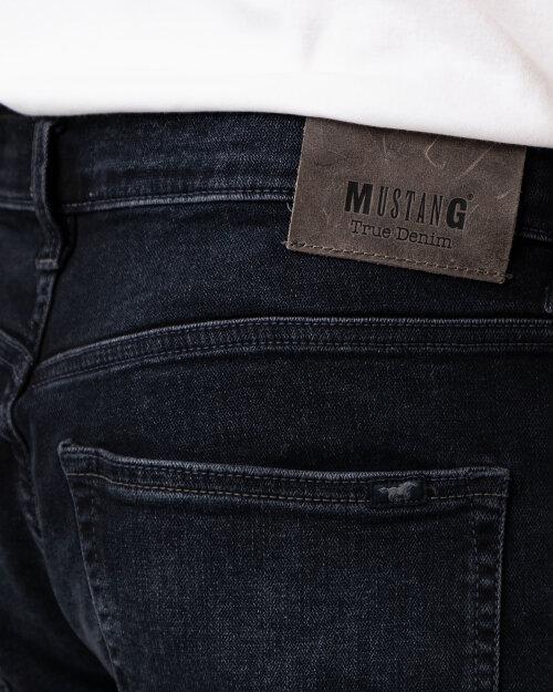 Spodnie Mustang 1011557_5000883 granatowy
