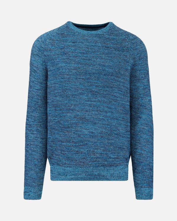 Sweter Pioneer Authentic Jeans P1_ 2000_6514 niebieski