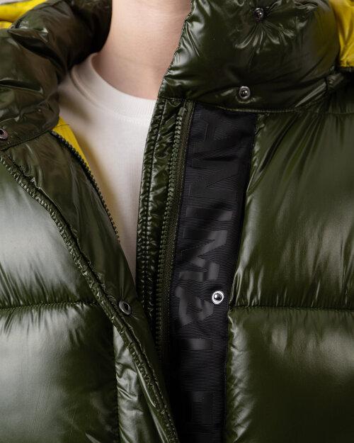 Płaszcz Save The Duck D40323W_LUCK13_50023 ciemnozielony
