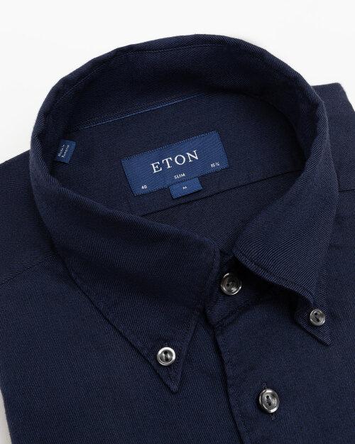 Koszula Eton 1000_02387_29 granatowy
