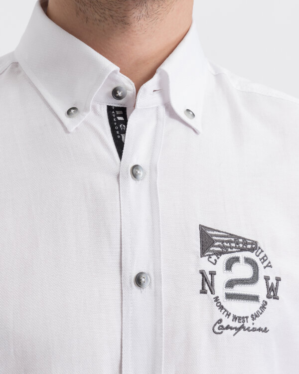 Koszula Campione 2707623_111230_10000 biały