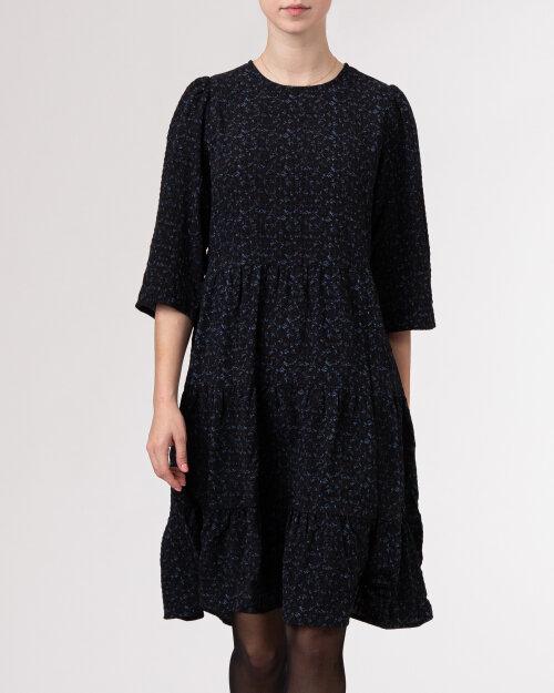 Sukienka Lollys Laundry 21482_3026_BLACK czarny