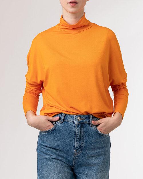 Sweter Na-Kd 1018-008219_ORANGE pomarańczowy