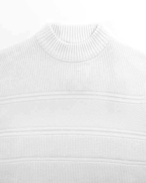 Sweter Bugatti 85522_2 7750_020 off white