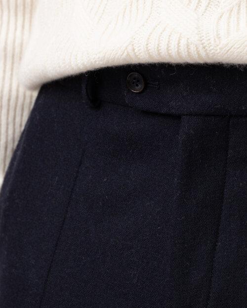 Spodnie Carl Gross 12.171S0 / 139473_63 granatowy
