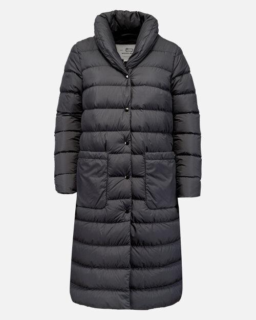Płaszcz Woolrich CFWWOU0509FRUT2635_100 czarny