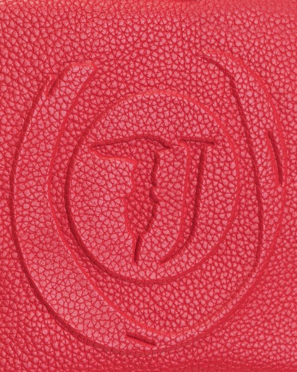 Torba Trussardi Jeans 75B00847_9Y099999_R150 czerwony