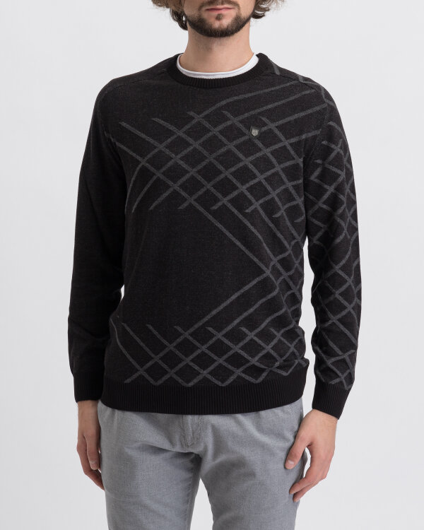Sweter Campione 2097615_111010_93011 szary