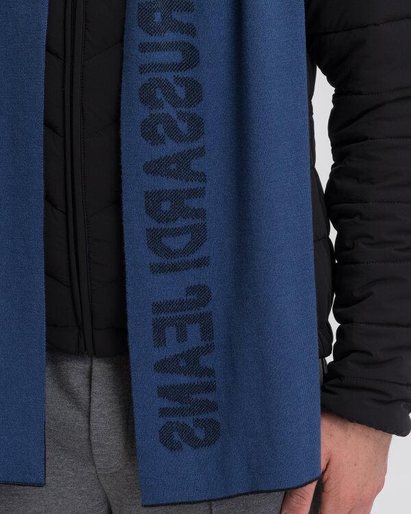 Szalik Trussardi Jeans 57Z00159_9Y099999_K303 granatowy