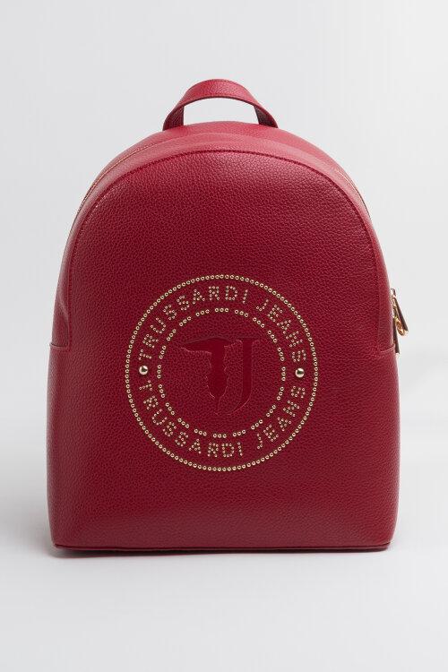 Torba Trussardi Jeans 75B00836_9Y099999_R683 czerwony