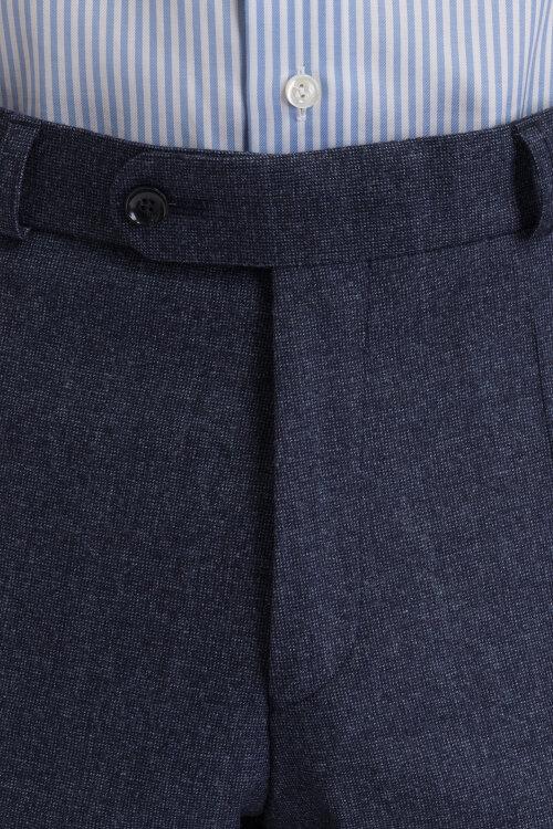 Spodnie Carl Gross 92-123N0 / 139283_62 granatowy