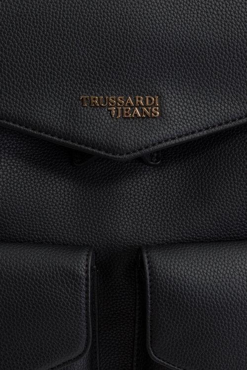 Torba Trussardi Jeans 75B00830_9Y099999_K299 czarny