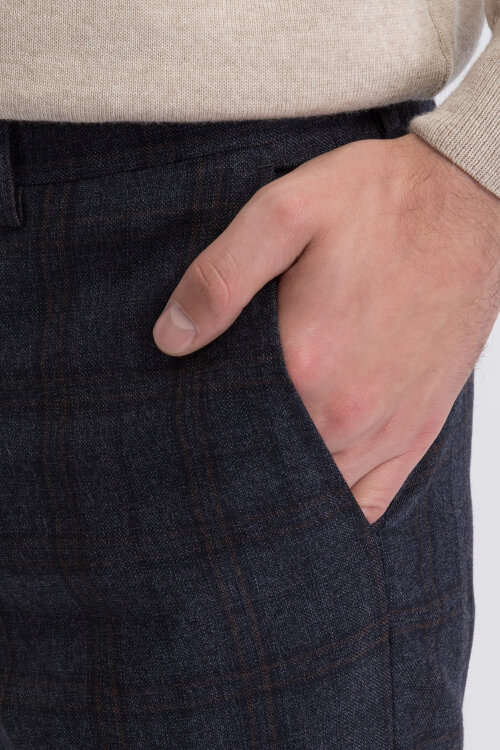 Spodnie Matinique 30204071_20210 granatowy