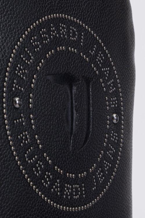 Torba Trussardi Jeans 75B00836_9Y099999_K610 czarny