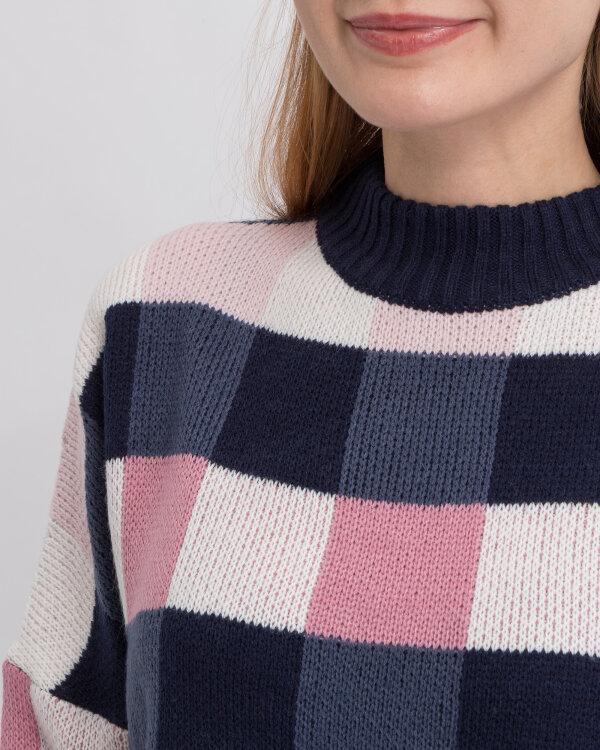 Sweter Femi Stories RUNA_PSN granatowy