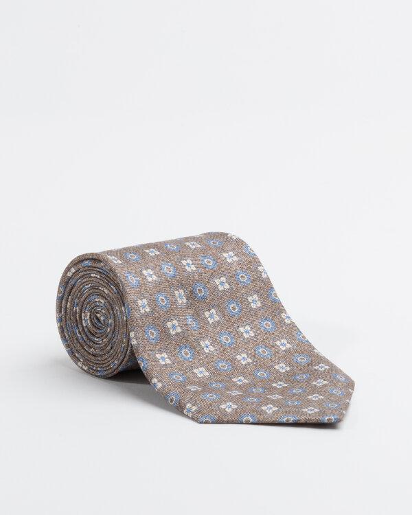 Krawat Stenströms 913155_006 beżowy