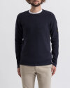 Sweter New In Town 8995020_494 granatowy