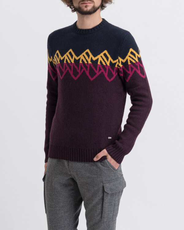 Sweter New In Town 8995038_386 wielobarwny