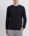 Sweter New In Town 8985010_494 granatowy