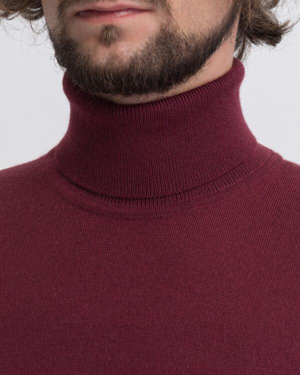 Sweter Pierre Cardin 92535_55603_8104 bordowy