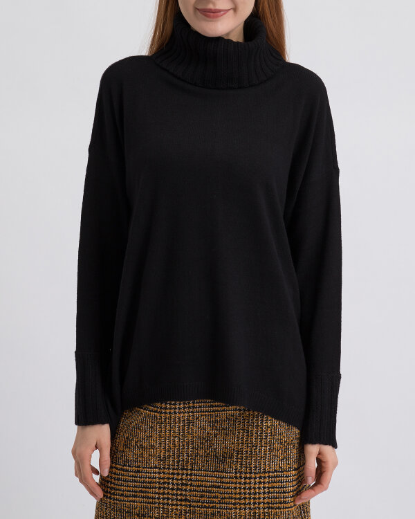 Sweter Hallhuber 0-1920-41039_900 czarny