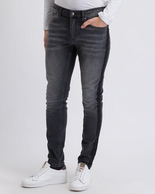 Spodnie New In Town 8999302_262 szary