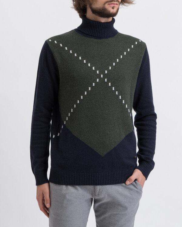 Sweter New In Town 8995739_493 zielony