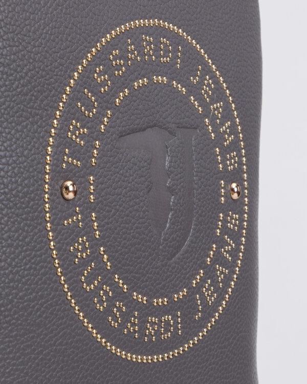 Torba Trussardi Jeans 75B00836_9Y099999_E714 szary