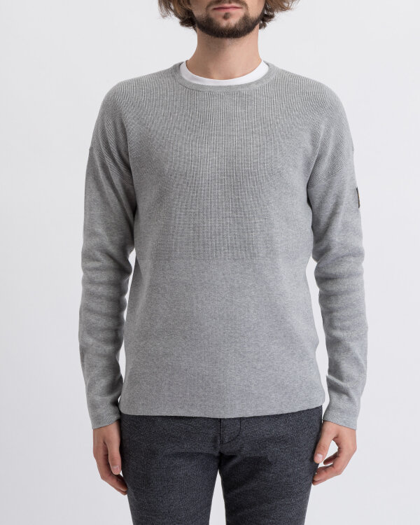 Sweter New In Town 8995020_228 szary