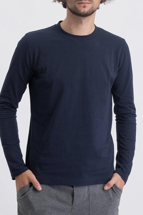 T-Shirt Philip Louis M-TSH-0044 NOS_NAVY granatowy