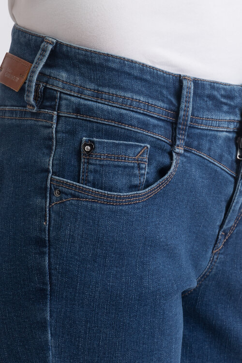 Spodnie Atelier Gardeur ZURI108 671421_168 niebieski