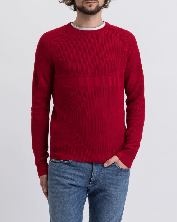 Sweter Navigare NV1024930_002 ROSSO czerwony