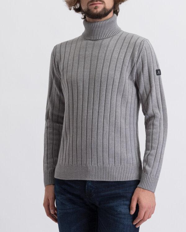Sweter Navigare NV1023333_008 GRIGIO CHIARO M jasnoszary