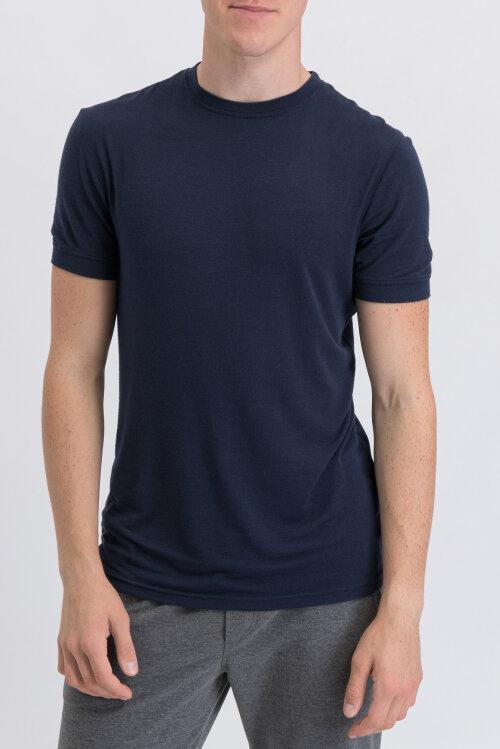 T-Shirt Philip Louis NOS_M-TSH-0035 NOS_NAVY granatowy