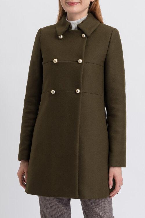 Płaszcz Hallhuber 0-1920-28688_757 zielony