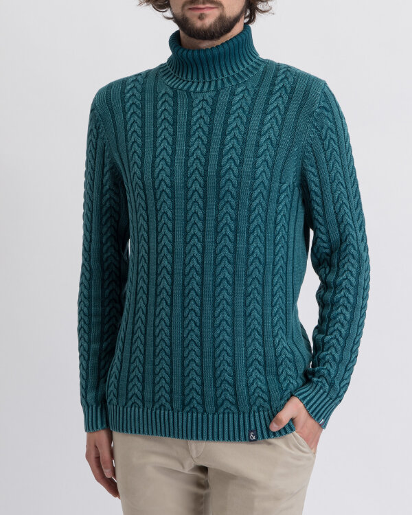 Sweter Colours & Sons 9219-102_449 zielony