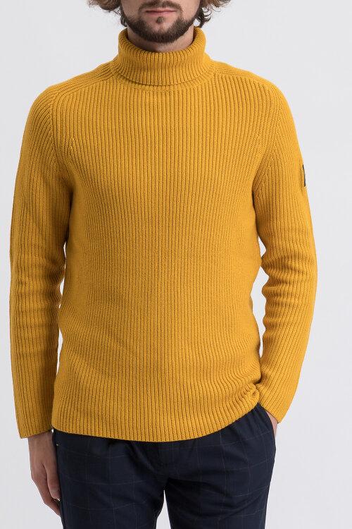 Sweter New In Town 8995723_525 żółty