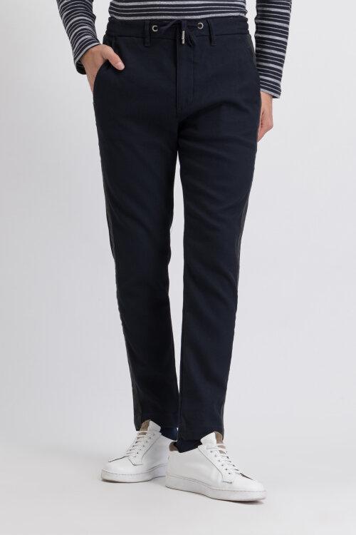 Spodnie New In Town 8999111_494 granatowy