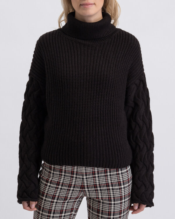 Sweter Na-Kd 1018-003322_BLACK czarny