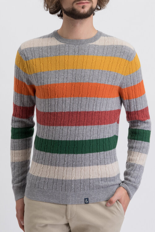 Sweter Colours & Sons 9219-123_903 wielobarwny